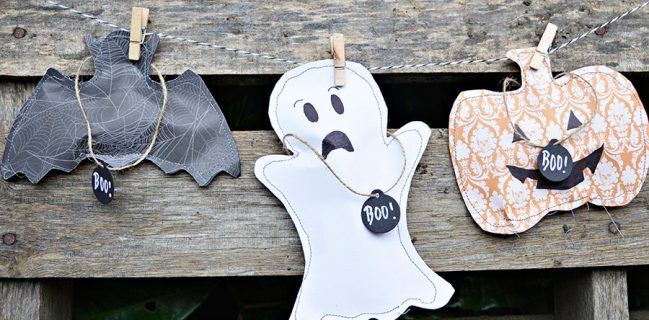 Super Cute Halloween Treats Bags 3 ways