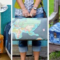 Amazing and unique ways to repurpose vintage suitcases