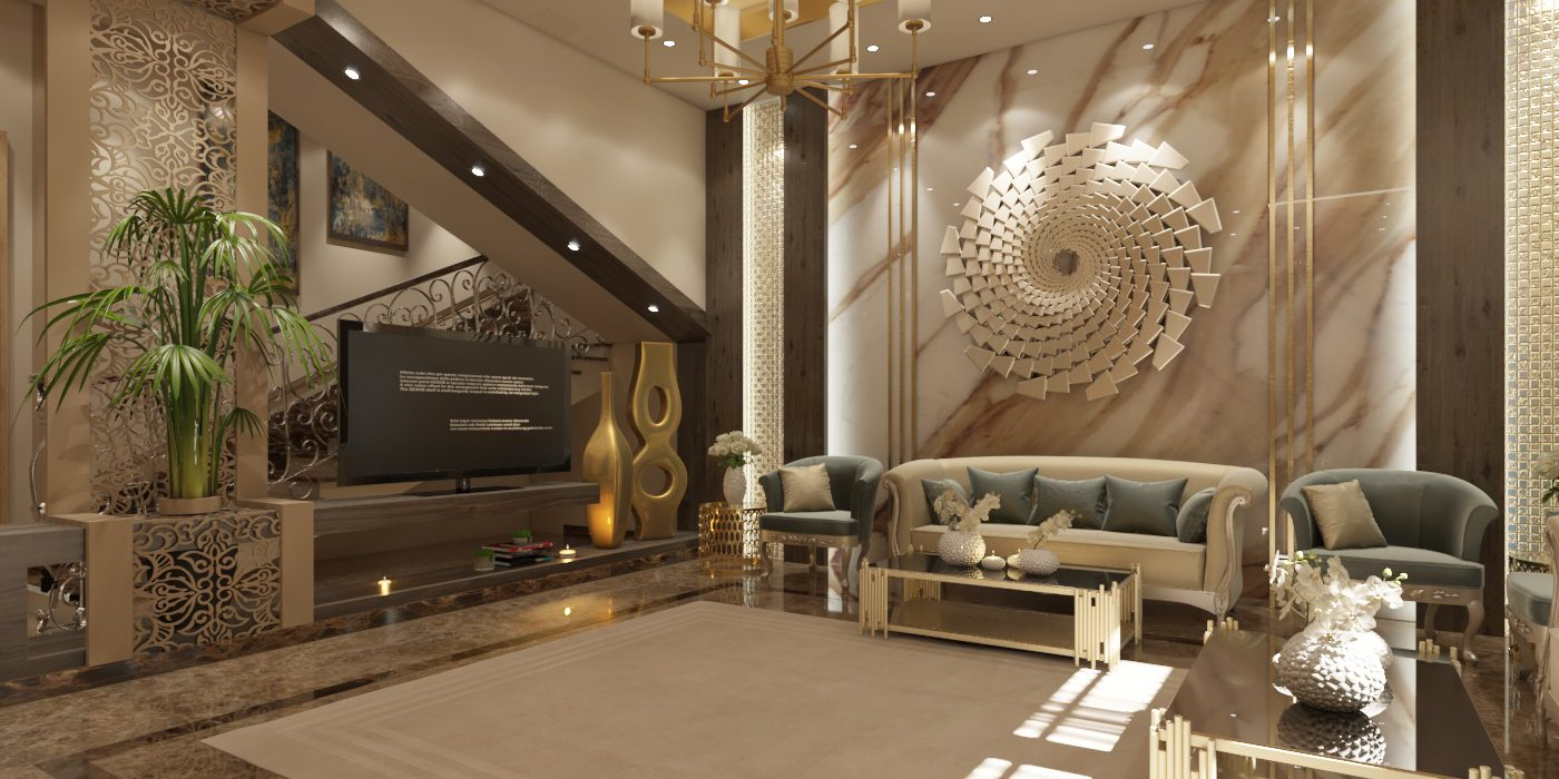 Villa Entrance Design in Dubai