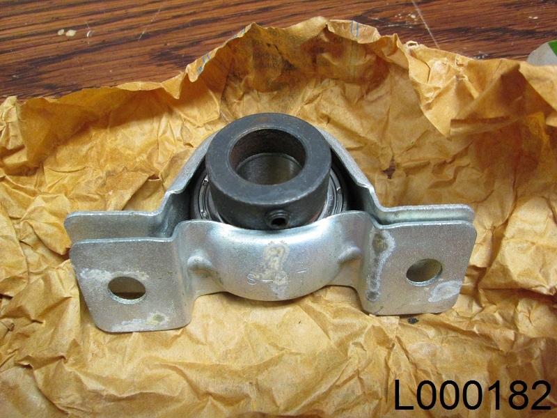 terex 1 457145 1 inch pillow block bearing
