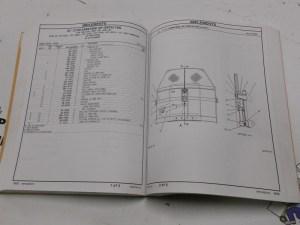 Caterpillar Parts Manual TH63, TH82, TH83 Telehandler