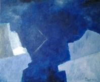 Camaïeu de bleu