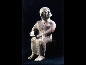 Statuetta etrusca