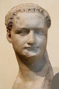 Busto marmoreo di Domiziano