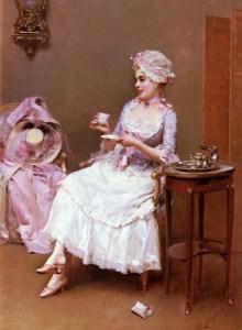 cioccolata di Maria Antonietta