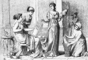 Donne dell'Antica Grecia
