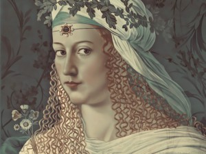 Retrato de Lucrezia Borgia