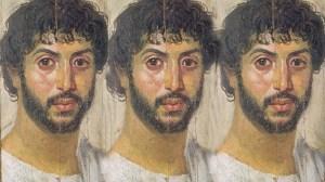 Barba nell'Antica Roma