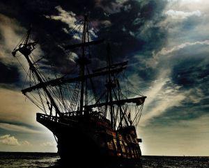 Nave di pirati