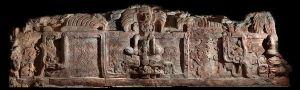 Maya frieze found in Guatemala