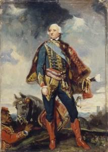 Louis Philippe, Duke of Bourbon d'Orleans, said Philippe Egalité