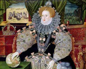 Ritratto di Elisabetta I d'Inghilterra