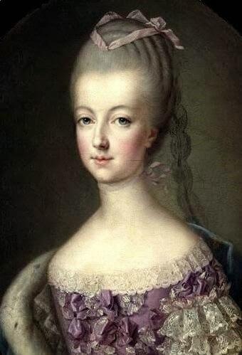 nascita di Maria Antonietta