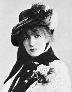 Sarah Bernhardt nel 1880