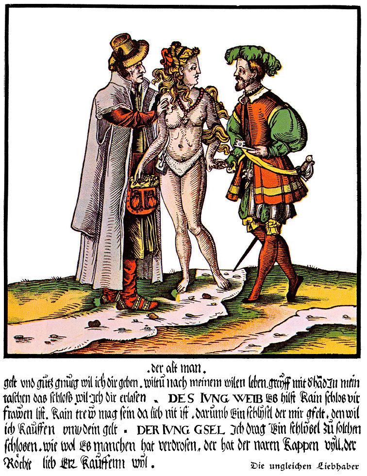 salvare prezzo di fabbrica immagini dettagliate Cintura di castità, invenzione medievale (oppure no?)