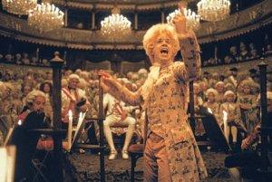 """Mozart soffriva della Sindrome di Tourette? (scena tratta dal film """"Amadeus"""")"""