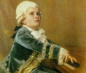 Mozart bebê