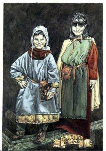 Los niños en la Edad Media