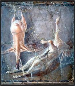 Carne en Roma antigua. La carne lirón se considera un alimento delicadeza