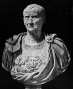 Galba. He Suetonius attributes rather serious physical defects