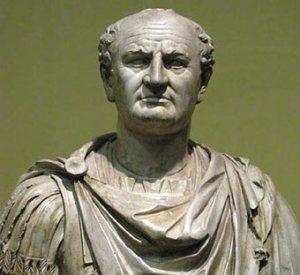 """Vespasian. Fu lui ad istituire la """"tassa sull'urina"""""""
