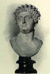 Buste di Statilia Messalinas