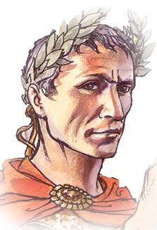 Julio César epiléptico