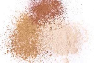 Cipria. Il nome del cosmetico deriva dall'isola di Cipro
