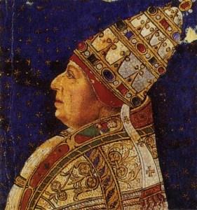 Retrato de Alexandre VI Borgia