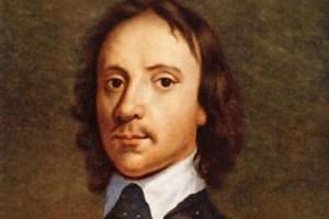 Ritratto di Oliver Cromwell
