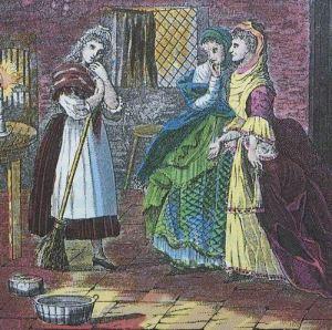 Cenicienta, uno de los más famosos cuentos de Perrault