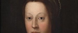 Portrait of Catherine de 'Medici