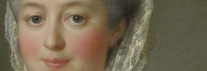 Il bel viso di Madame de Pompadour