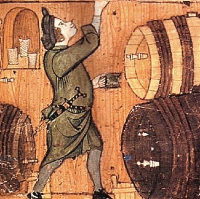 ríos de vino