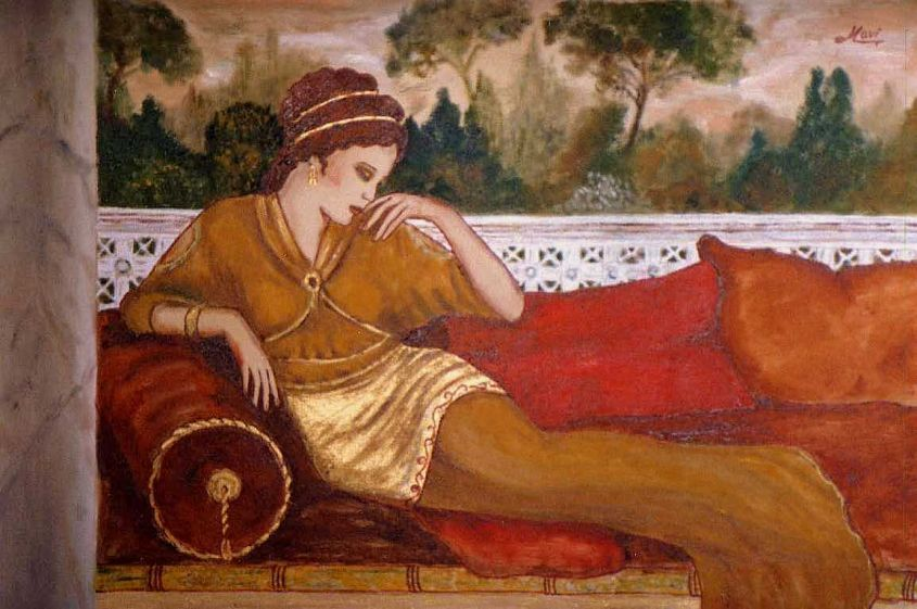 donne romane alcool
