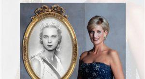 José María y Lady Diana