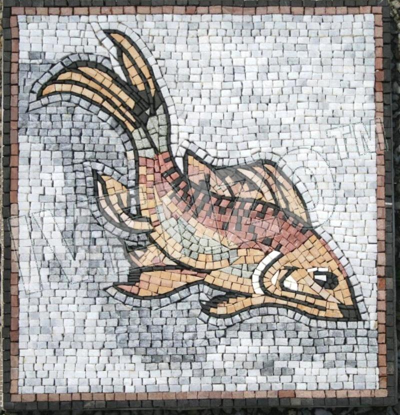 mosaic Apicius