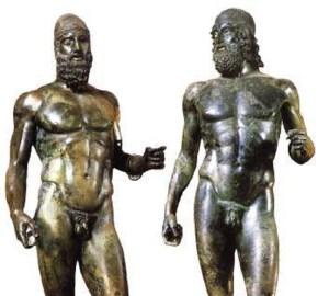 statue greche