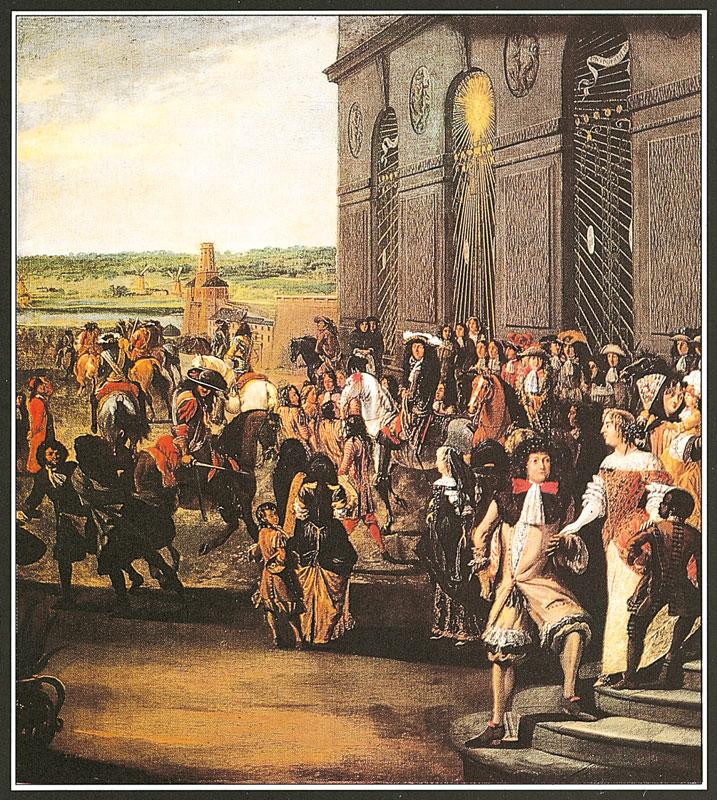 lavori Versailles