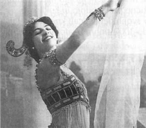 fucilazione Mata Hari