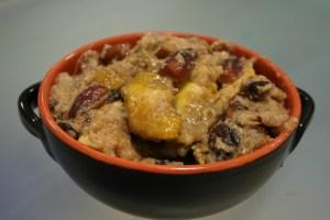 ambrogino di pollo alla frutta secca