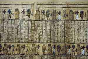 favole nell'Antico Egitto