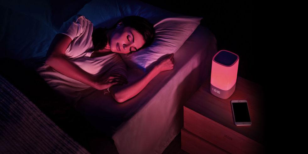 advantage of better sleep