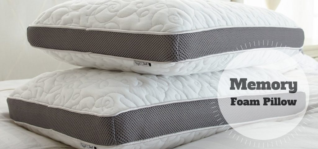 10 Best Memory Foam Pillow Review & Ultimate Buying Guide 2017
