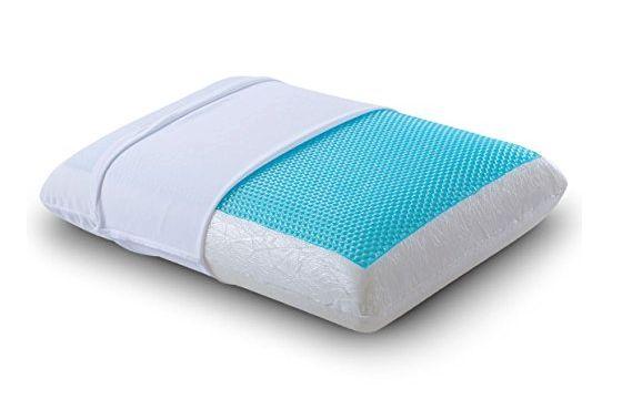 Comfort Revolution Hydraluxe Gel Pillow Review Pillowidea
