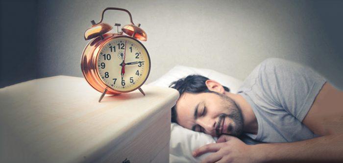 Maintain sleeping schedule