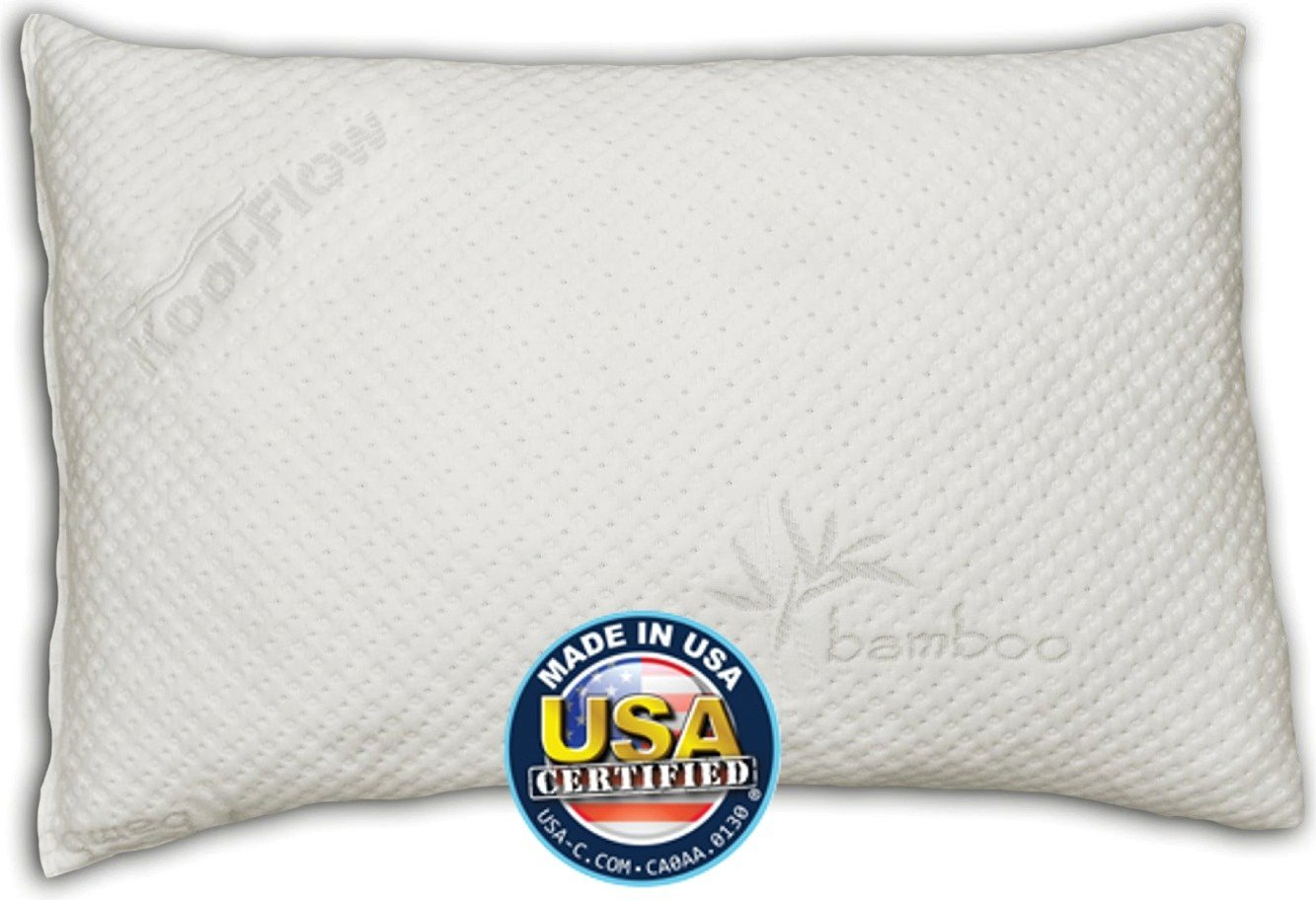 mattresses bedding and under bamboo natural pillow products down