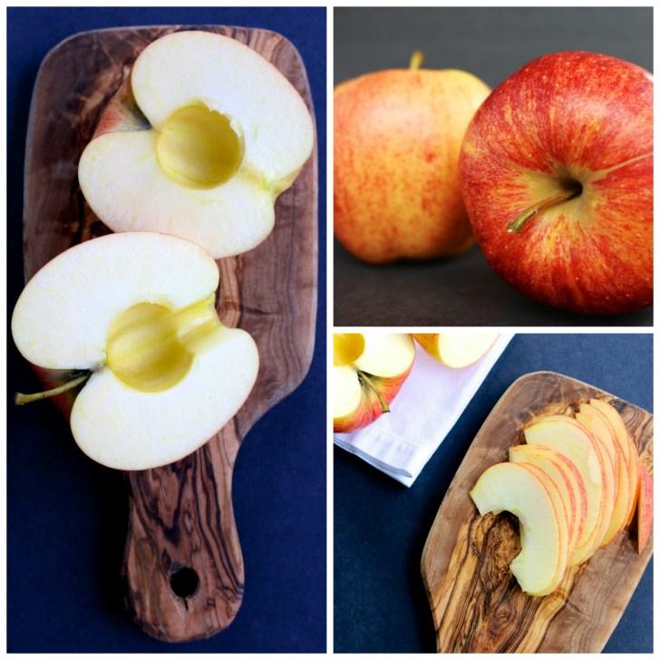 Galette de manzana|@piloncilloyvainilla.com