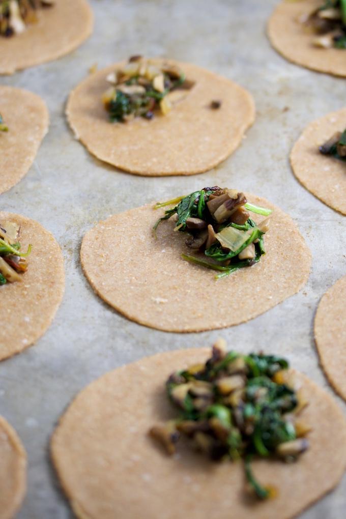 Empanadas de champiñón1