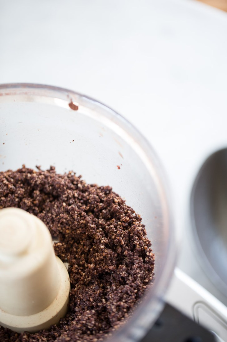 vegan truffle mix